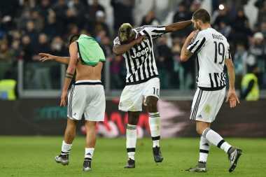 Ini Skuad Juventus di Fase Gugur Liga Champions