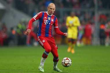 Robben Ungkap Konflik Internal Bayern