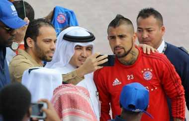 Vidal Bantah Pergi ke Pusat Pelatihan dalam Kondisi Mabuk