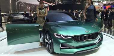 Kia Tak Ingin Kalah Saing dengan Hyundai Kembangkan Sedan Sport