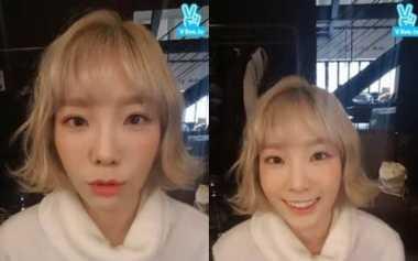 Pangkas Rambut Pendek, Ini Alasan SNSD Taeyeon