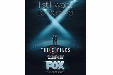 FOX Obati Rindu Penggemar The X-Files