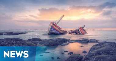Perahu Ditemukan, Basarnas Cari Dua Nelayan Hilang di Nias