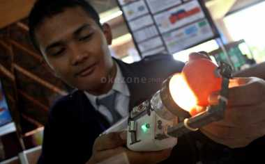 Polisi Gagalkan Pengiriman Telur Busuk ke Pulau Timor