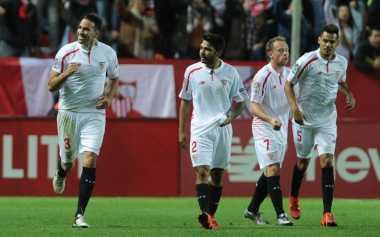 Bantai Celta, Satu Kaki Sevilla di Final Copa del Rey