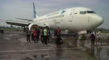 Bandara Adisutjipto Ditutup Akibat Cuaca, Puluhan Penerbangan Terhambat
