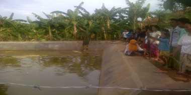 Mandi di Kolam, Siswa SMP Tewas Tenggelam