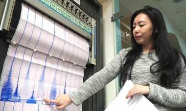Gempa di Taiwan, Ratusan Orang Terperangkap Reruntuhan