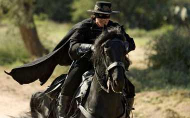 Zorro Siap Beraksi Lagi