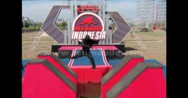 Jangan Lewatkan Keseruan Sasuke Ninja Warrior Besok