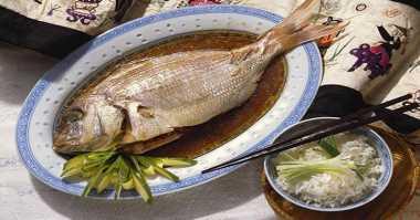 Tradisi Makan Ikan dalam Pergantian Tahun Baru China