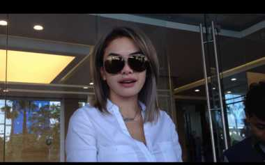 Nikita Mirzani Ungkap Alasan Pacari Bule