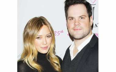 Baru Cerai, Hilary Duff Liburan Bareng Mantan Suami