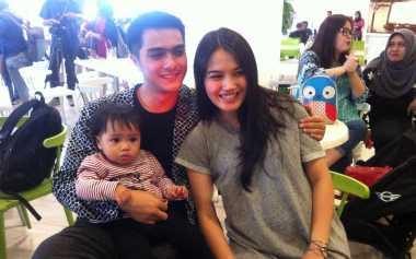 Anak Kedua Ricky Harun Diprediksi Laki-laki