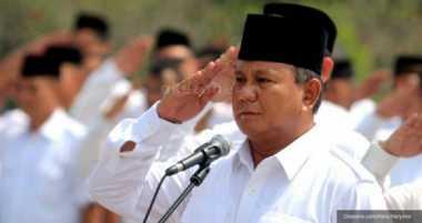 Prabowo: Ditinggal Sendiri Itu Pilu, Ini Kok Tegar Semua