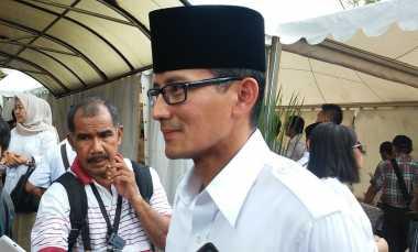 Prabowo Sapa Khusus Sandiaga Uno saat Ultah Gerindra