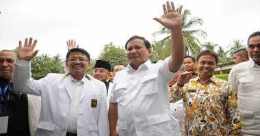Prabowo Hormati Keputusan Partai yang Keluar KMP