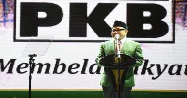 Cak Imin Tak Khawatir Jatah Menteri PKB Dikurangi