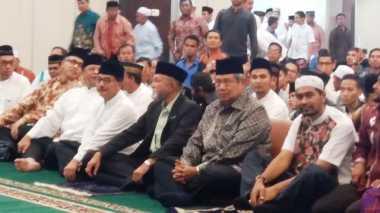SBY Hadiri Maulid Nabi di Kalibata, Warga Histeris