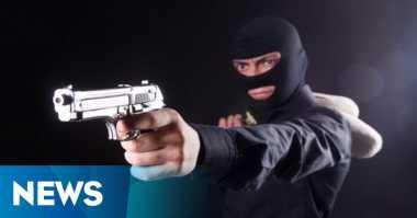 Bank BRI di Riau Dirampok, Kasir Ditembak