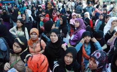 Lewat Nunukan, 139 WNI di Malaysia Dideportasi
