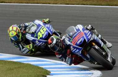 Yamaha Disinyalir Depak Rossi dan Pertahankan Lorenzo
