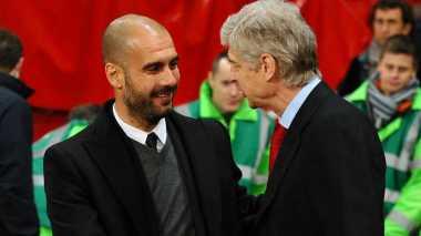 Wenger Peringatkan Guardiola