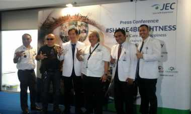 Baksos Operasi Katarak Bantu Indonesia Bebas Buta