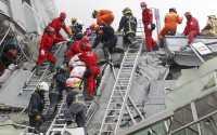 Getaran Gempa Taiwan Dirasakan 10 Kali Berturut-turut