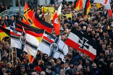 Demonstrasi Anti-Islam Terjadi di Beberapa Kota Eropa