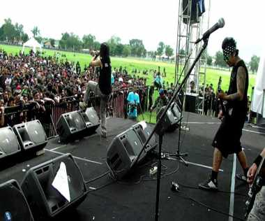 "Festival Metal Terbesar Asia ""Hellprint United Day"" Digelar di Bandung"