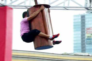 Sasuke Ninja Warrior Indonesia Makin Menantang