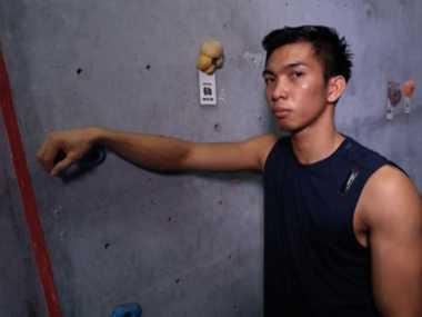 Lagi, Ninja Balikpapan Tercepat di Sasuke Ninja Warrior Indonesia