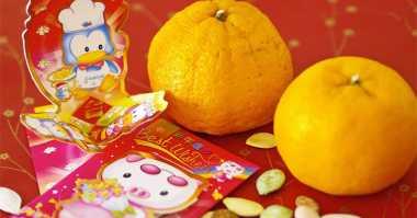 Suguhan Imlek Tak Harus Jeruk Mandarin