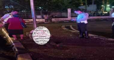 Mayat Laki-Laki Tanpa Identitas Ditemukan di Senayan