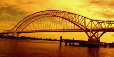 Belum Diresmikan Presiden, Jembatan Ini Tak Boleh Beroperasi