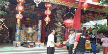 Tahun Baru Imlek, Bali Siaga Satu
