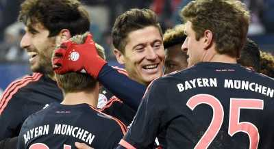 Susunan pemain Bayern Munich vs Bayer Leverkusen