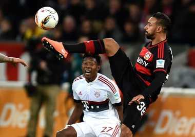 Keganasan Munich Sukses Diredam Leverkusen