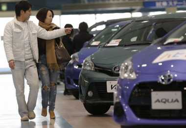 Gara-Gara Suku Bunga Kredit, Toyota Tersandung Masalah