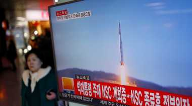 DK PBB Kutuk Keras Peluncuran Roket Jarak Jauh Korut
