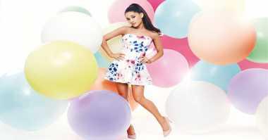 Ariana Grande Siap Luncurkan Dua Lini Fesyen!