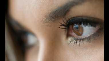 Trik Membuat Mata Besar Terlihat Cantik