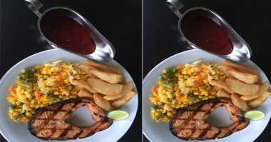 Sajian Steik Lezat Panggang Arang di Bekasi