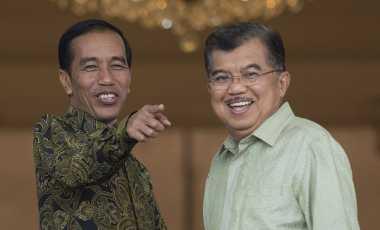 Jokowi-JK Ucapkan Selamat Imlek