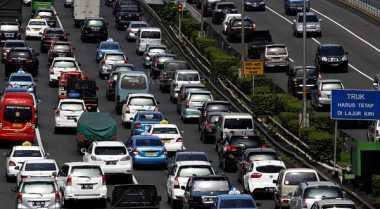 Libur Usai, Tol Arah Jakarta Mulai Padat