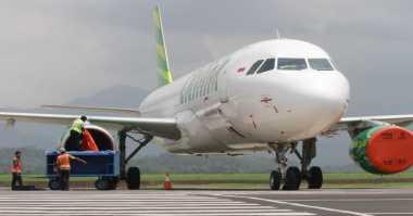 Sistem Navigasi Bandara Hang Nadim Rusak