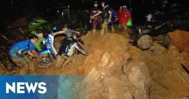 Selain Solok Selatan, Banjir & Longsor Juga Landa Daerah Lain di Sumbar