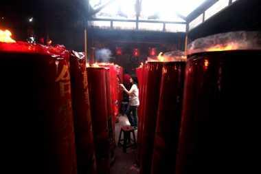 Warga Tionghoa di Mataram Nilai Politik Indonesia Lebih Baik