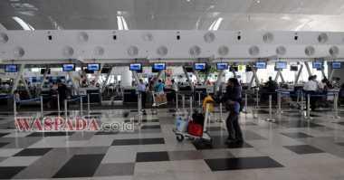 Bawa Narkoba, Wanita Tua Diamankan Petugas Bandara Kuala Namu